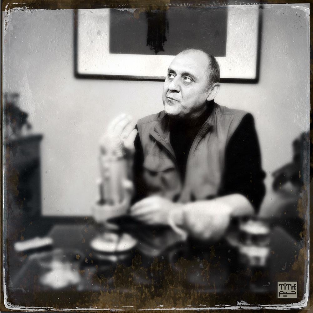 Soheil Parsa, an award-winning director, actor, writer, dramaturg, choreographer