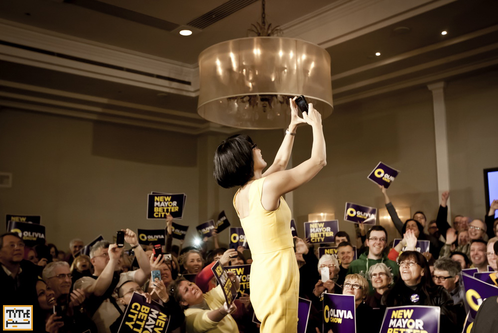 Photo of Olivia Chow Launches Toronto Mayoral Campaign