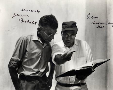 Beckett and Schneider