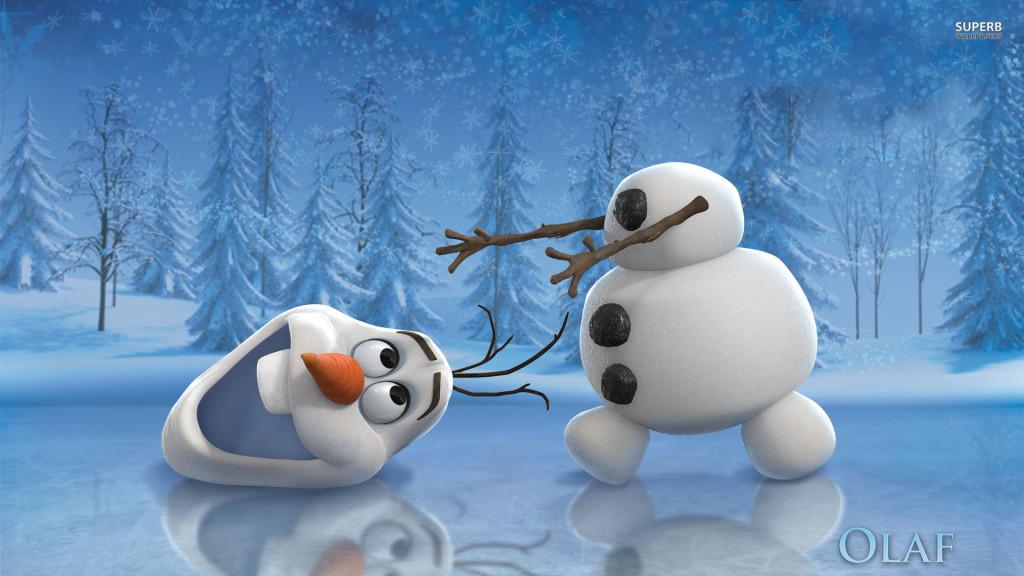 Disney-Frozen-Wallpaper-Olaf