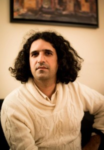Amir Ganjavi امیر گنجوی منتقد سینما