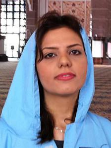 Shima Shahrabi سیما شهرابی  روزنامه نگار - آمریکا