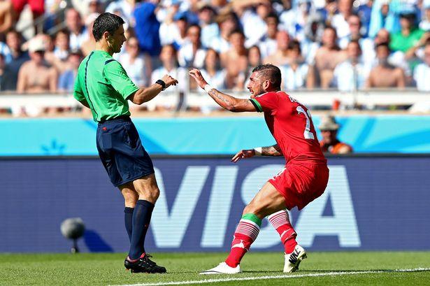 Argentina-v-Iran