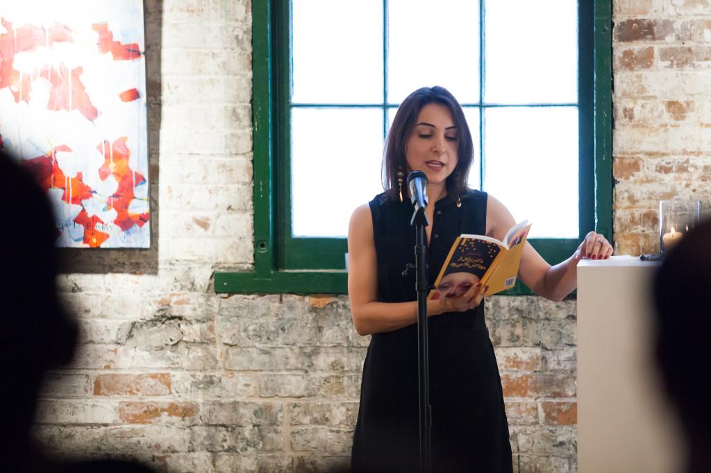 Aida Ahadiany Photo by Sam Javanrouh