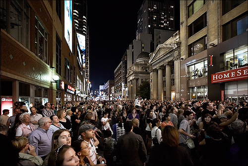 Toronto International Film Festival, otherwise known as TIFF