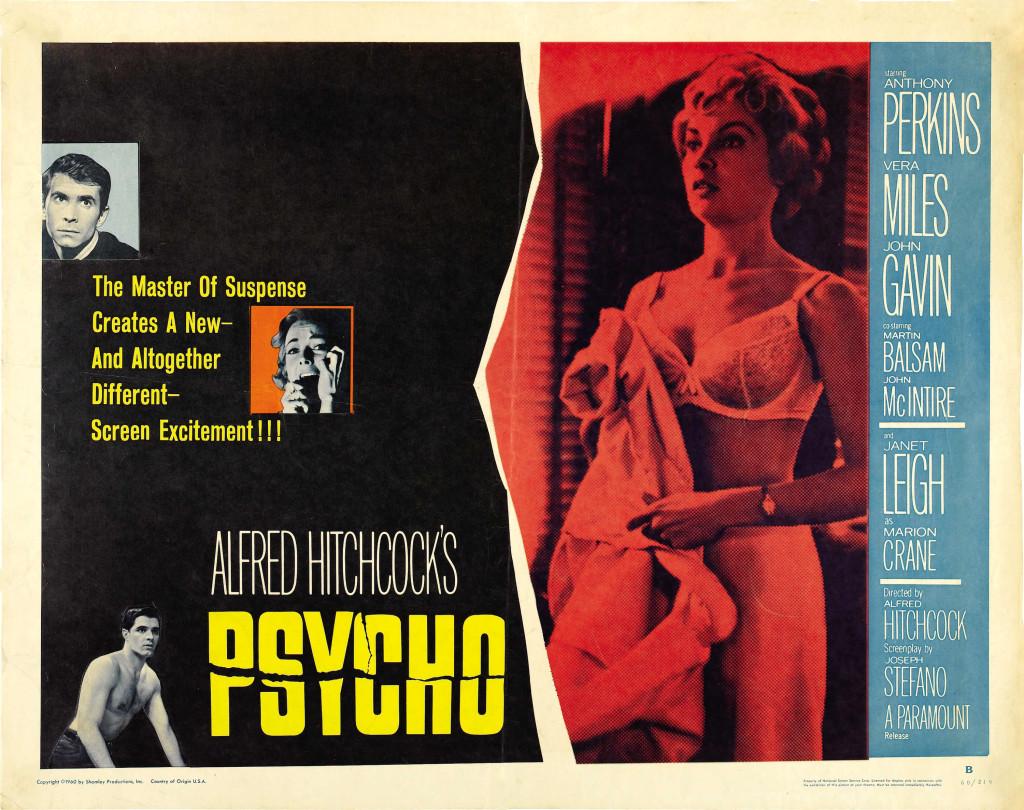 hitchcocks film psycho essay