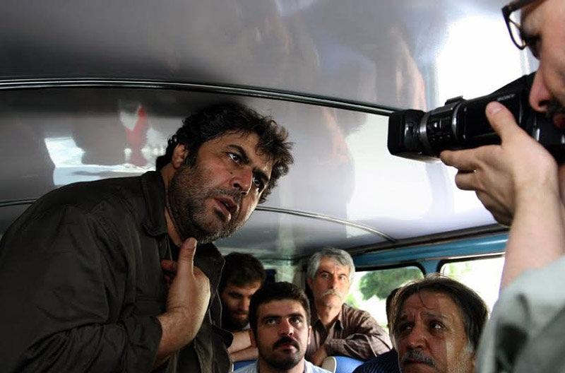 Farhad Aslani at Tales. Courtesy of Toronto International Film Festival