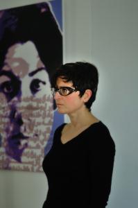 Sepideh Farsi Director of Red Rose - TIFF 2014    Courtesy of Toronto International Film Festival