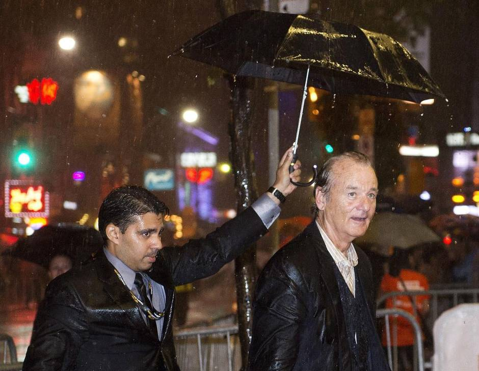 Bill Murray at TIFF 2014