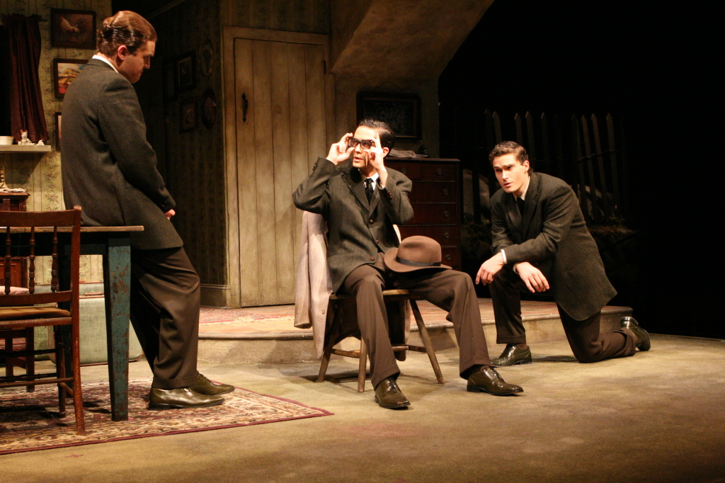 The Birthday Party' by Harold Pinter