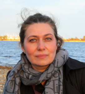 Farahnaz Samii فرحناز سمیعی روزنامه نگار