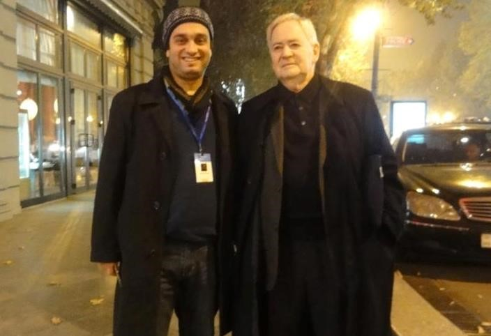اشتفان سابو (stephen sabo) کارگردان شهیر مجاری، دارنده اسکار برای فیلم مفیستو در سال ۱۹۸۱، شانس دیدنش و شرکت در کلاس درسش رو در سال ۲۰۱۲ داشتم