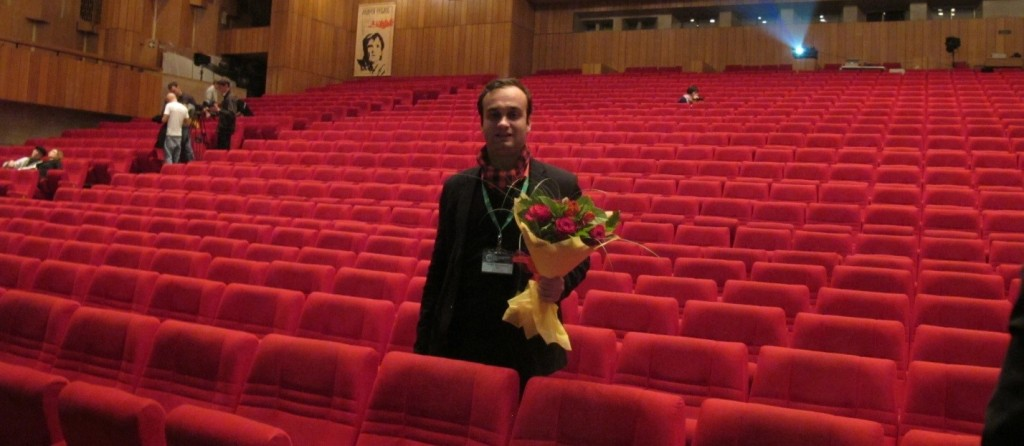 داوری سی یکمین جشنواره بین المللی فیلم وگیک-مسکو کاخ سینما گران روسیه ۲۰۱۱