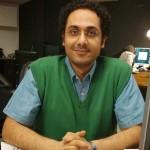 امین عظیمی - Amin Azimi منتقد تئاتر