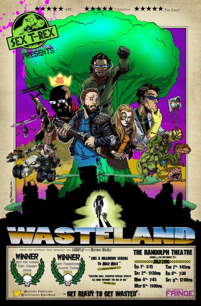 wastelandpostertoronto