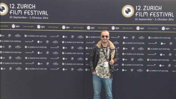 مجید موثقی در جشنواره زوریخ