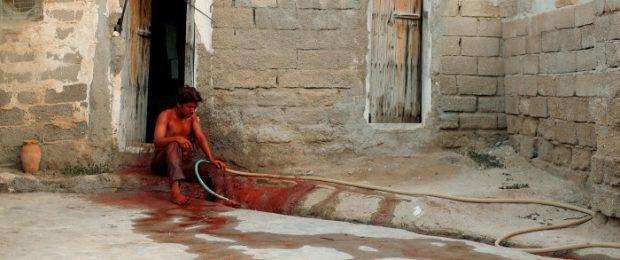 هندی و هرمز آخرین ساخته عباس امینی در برلین