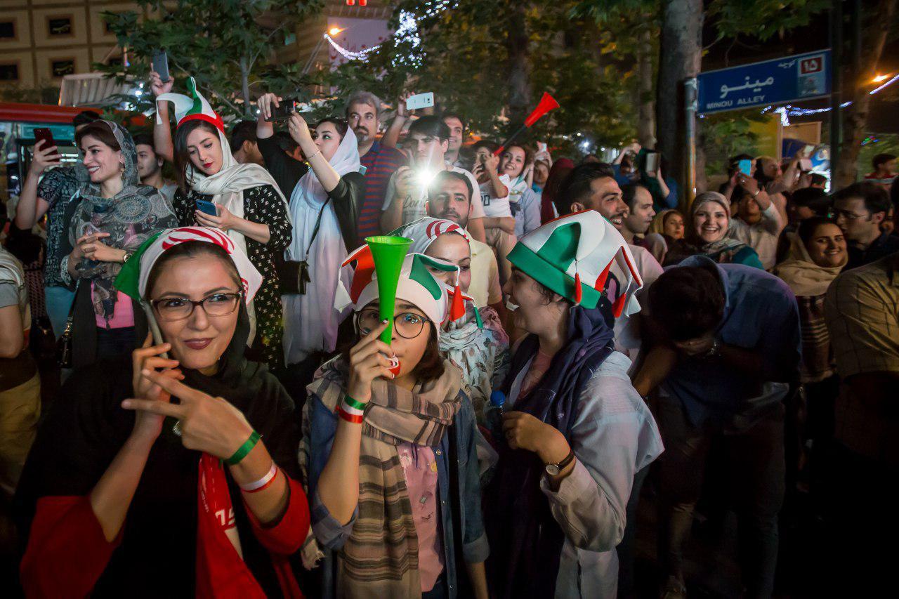Photo of شب باشکوه ایرانی