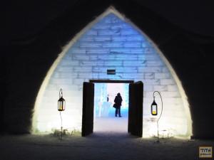 ice hotel - Hotel de Glace - Quebec