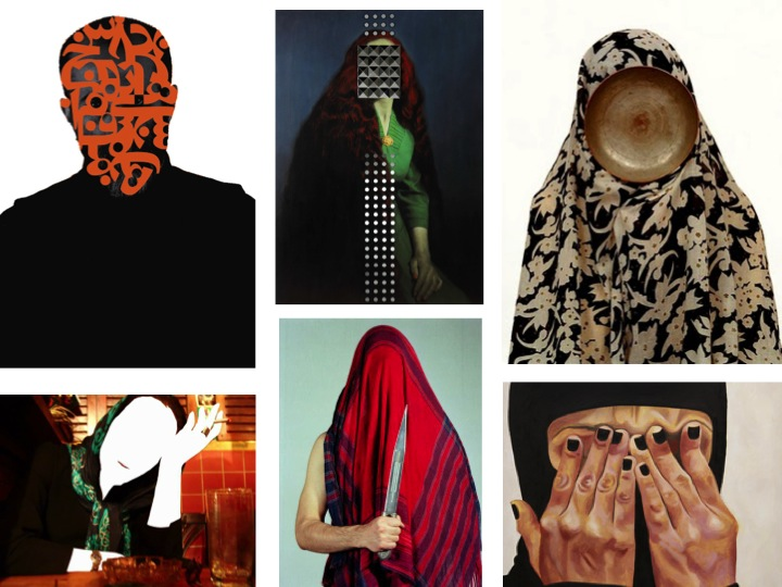 Photo of Without a Face: Six Iranian artists and six portraits