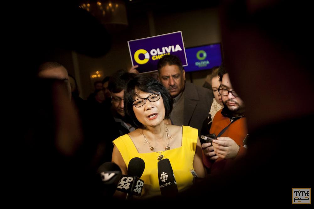 Photo of الیویا چاو، فرصتی برای پیروزی چپ