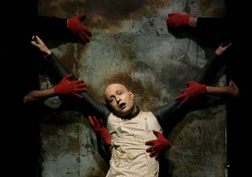 Macbeth - Drected by Reza Servati - 2011 - Iran