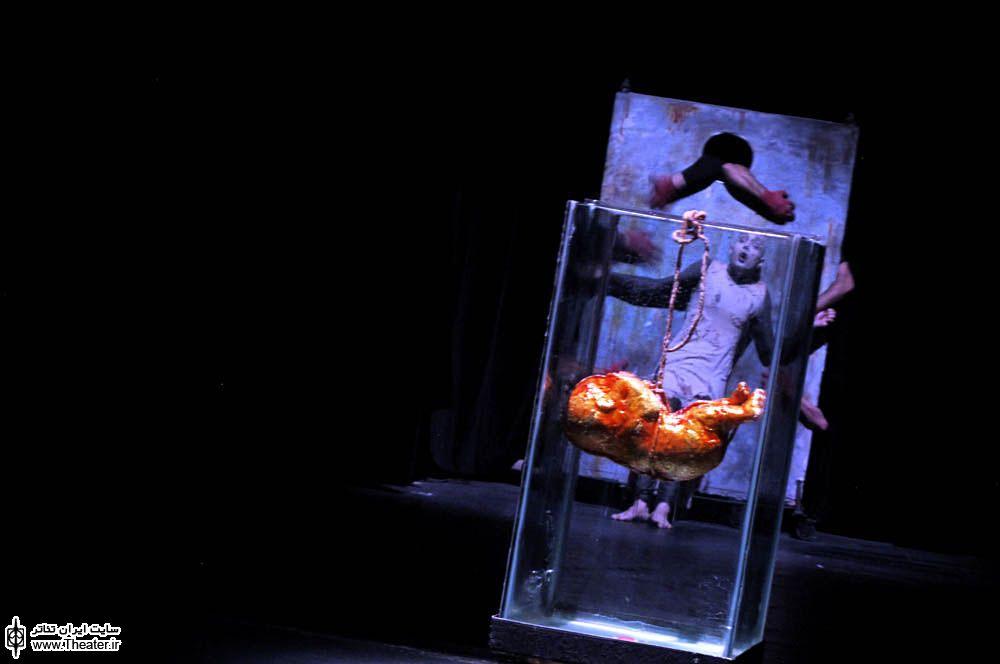 Macbeth - Drected by Reza Servati - 2011 - Iran Photo By: Reza Moattarian