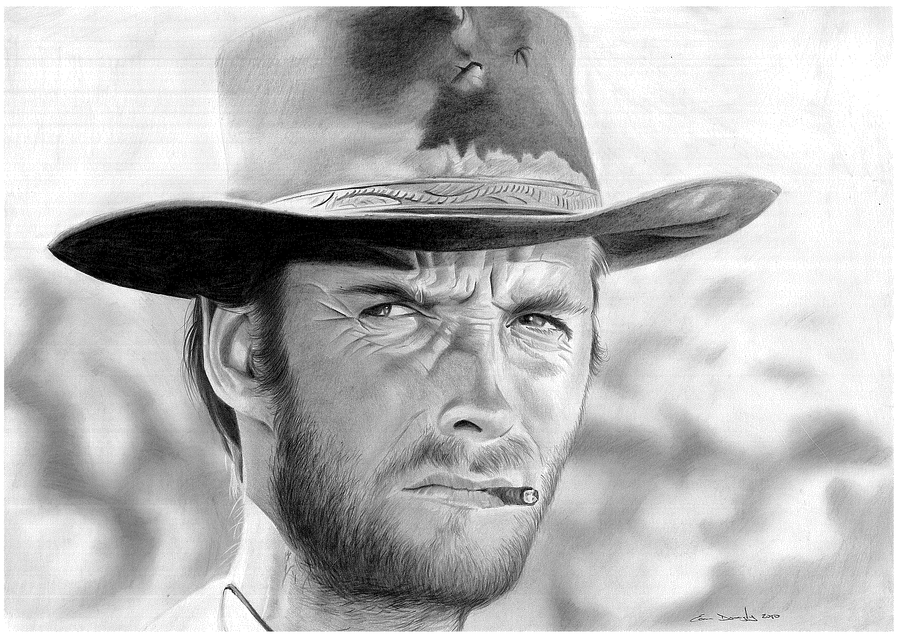 Photo of کلینت ایستوود،صورت مثالی مرد آمریکایی