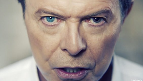 Photo of مصاحبه David Bowie به انیمیشن تبدیل شد