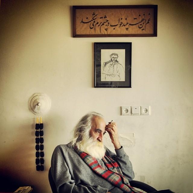 Mohamdreza Lotfi Photo by Abolfazl Nesaei