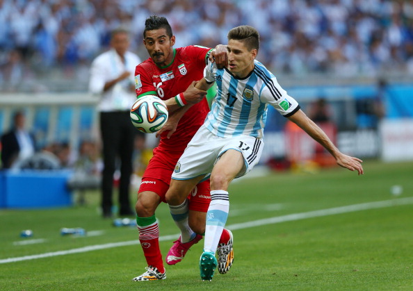 Argentina v Iran: Group F - 2014 FIFA World Cup Brazil