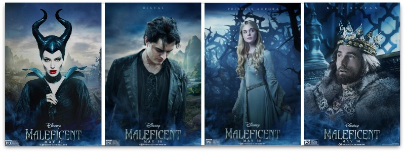 Maleficent-Cast