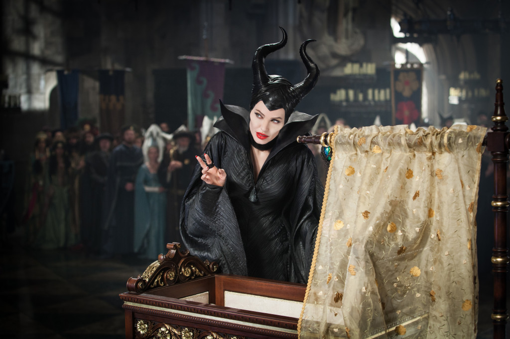 Maleficent (Angelina Jolie).Photo By Frank Connor