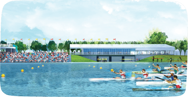 Welland Pan Am Flatwater Centre