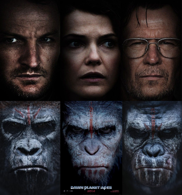 Dawn of the Planet of the Apes1