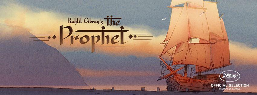 Kahlil Gibran's The Prophet at tiff 2014