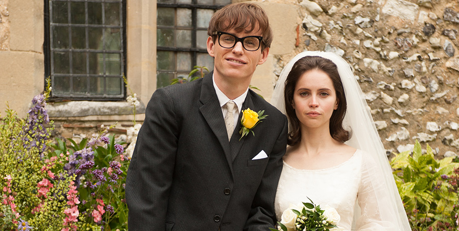 Theory of Everything TIFF 2014 Courtesy of Toronto International Film Festival