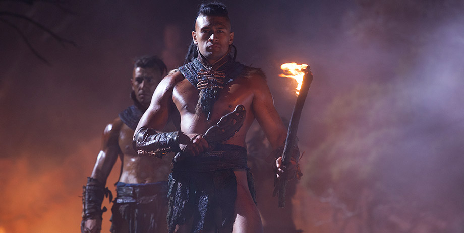 Te Kohe Tuhaka in The Dead Lands - 2014 TIFF Courtesy of Toronto International Film Festival Courtesy of Toronto International Film Festival