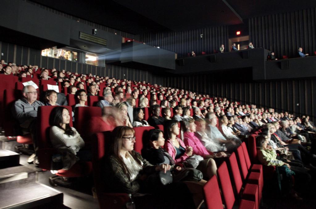 General Atmosphere - Day 7 - 2011 Toronto International Film Festival