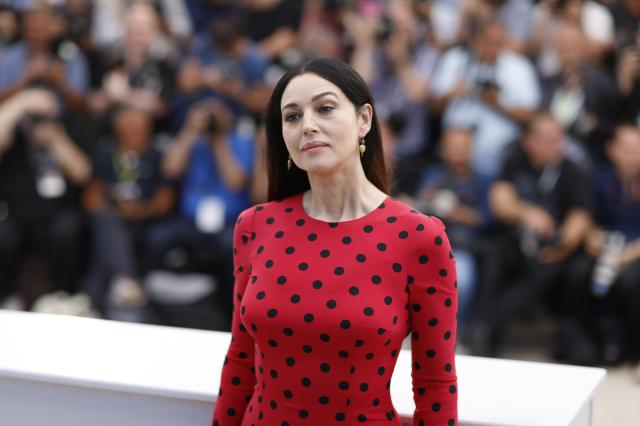 Monica Bellucci at Cannes 2014