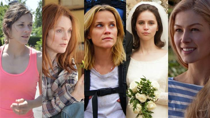 Oscards Best Actress Nominees 2015