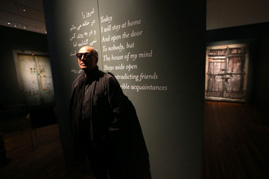 Photo of painter of poetic words