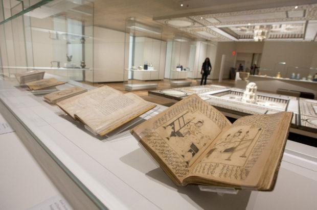 نمایشگاه دائمی موزه آقا خان - KEITH BEATY/Toronto Star