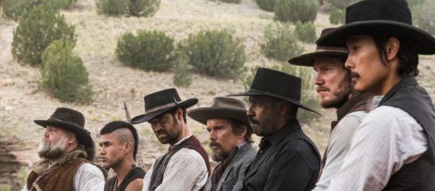 Magnificent Seven - هفت دلاور Courtesy of TIFF