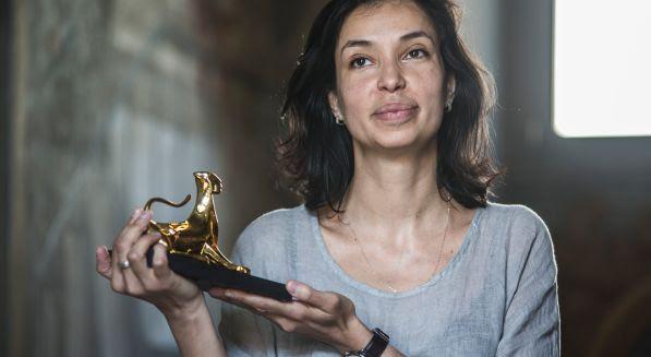 ralitza-petrova برنده یوزپلنگ طلایی جشنواره شد