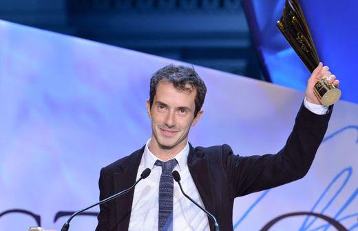 کلادئوس کربر بازیگر نقش آندری که در سال 2012 نیز جایزه ویژه تماشاچیان را نیز از آن خود می کند