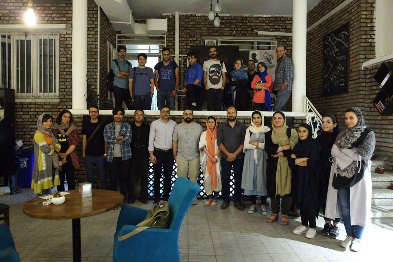 Photo of دومین کارگاه آژانس عکس NVP در تهران