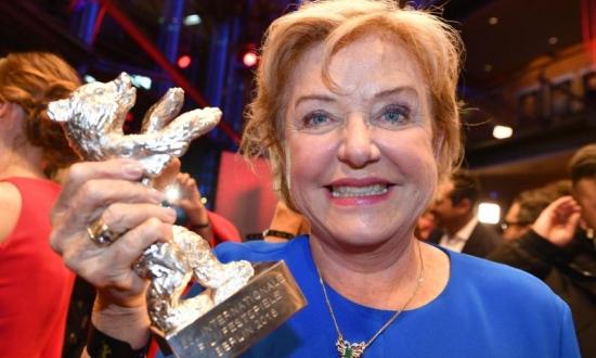 آنا برون برنده خرس نقره برای بهترین بازیگری زن