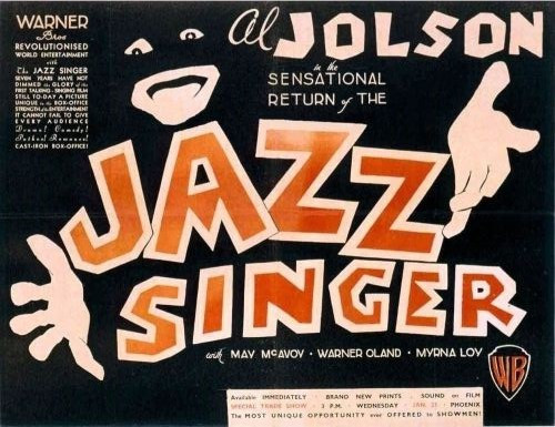 The Jazz Singer (1927 , Alan Crosland)