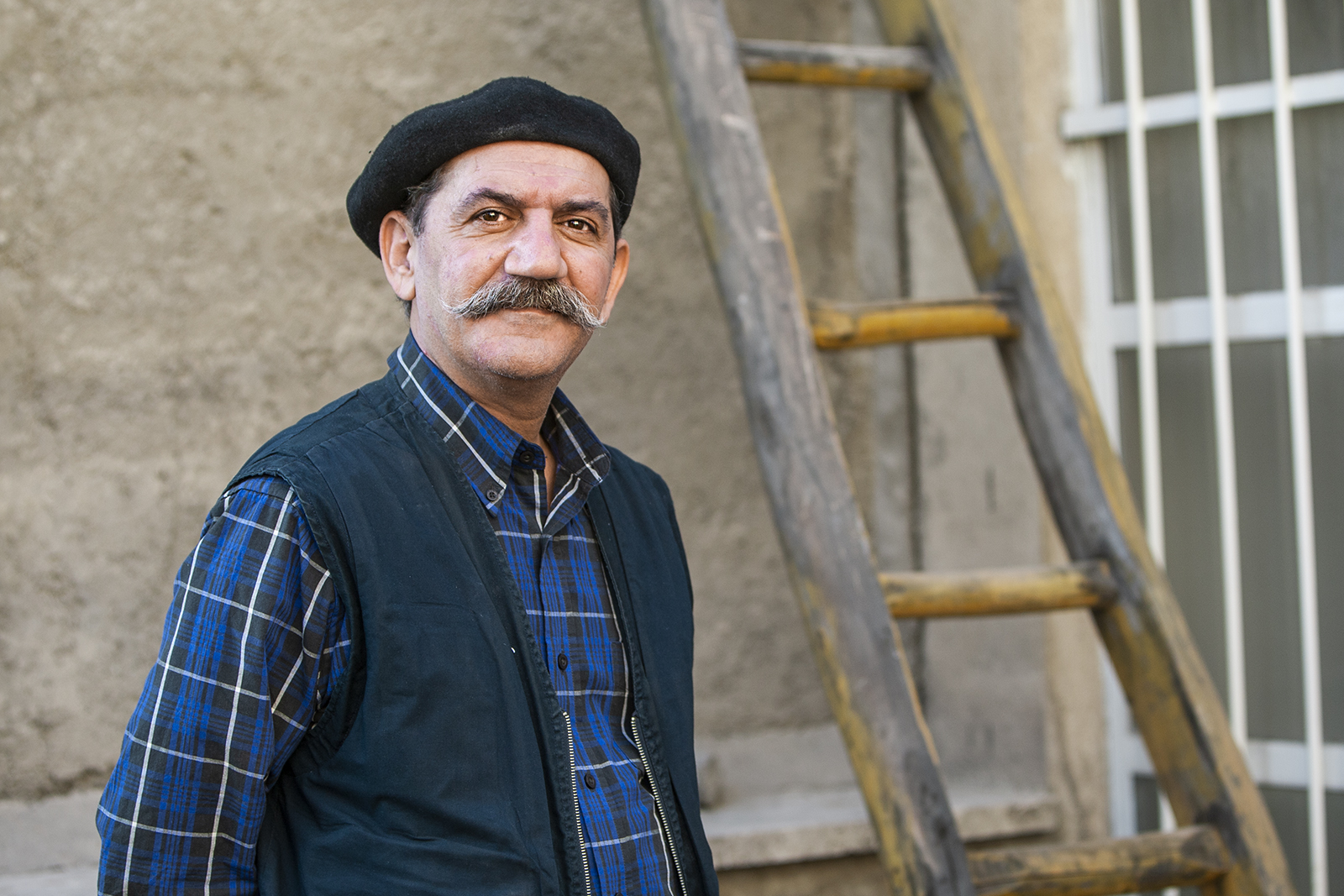 Photo of عکس های حمید جبلی در گالری آتبین
